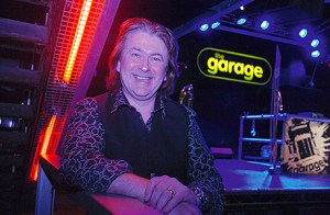 donald macleod at The Garage Glasgow Live Music