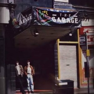 THE GARAGE IN THE 90s