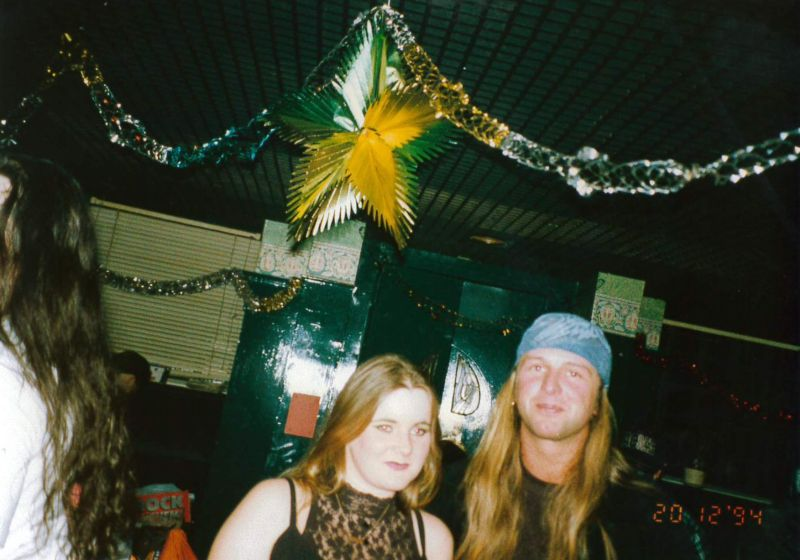 CATHOUSE ROCK CLUB IN 90s