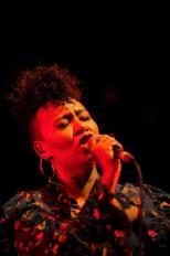 Emeli Sande at SSE Scottish Music Awards