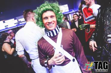 Halloween Ideas charlie and the chocolate factory