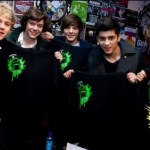one direction at The Garage Glasgow - gigs and concerts