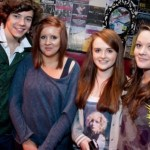 Harry Styles fan pic at The Garage Glasgow