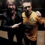 Backstage with Papa Roach at The Barrowlands - Gigs and Concerts