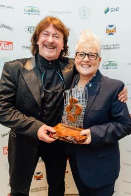 SSE Scottish Music Awards for Nordoff Robbins