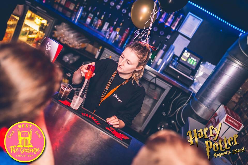DJ's, bartenders, PR's and stewards working at Cathouse Rock Club Glasgow