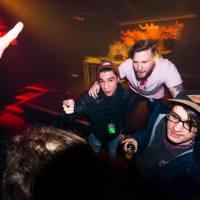 Roam - Cathouse Rock Club 2017