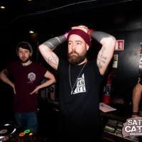 Daniel P Carter - Cathouse Rock Club 2014
