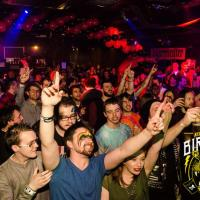 Cathouse Rock Club 24th Birthday
