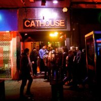 Cathouse Rock Club Entrance