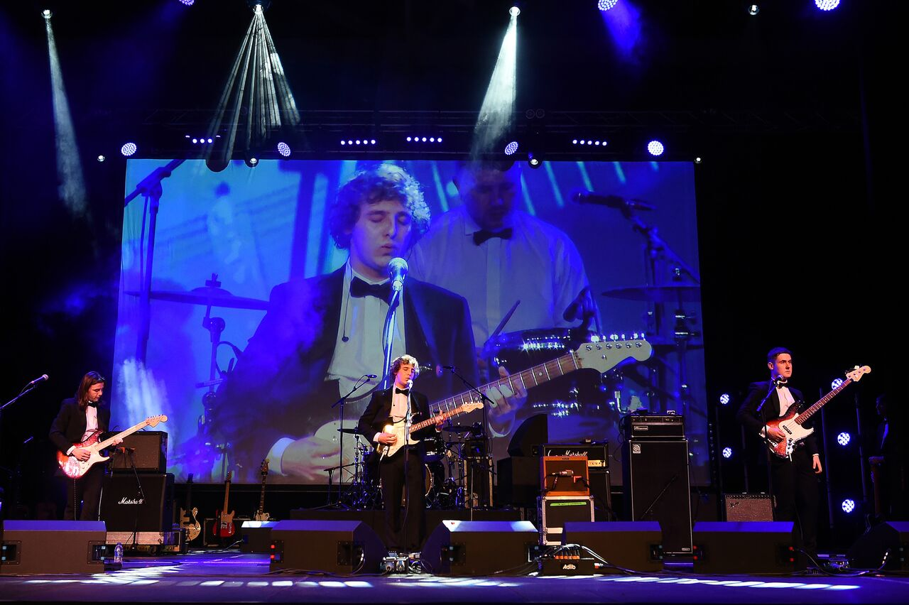 Nordoff Robbins Scotland - SSE Scottish Music Awards 2018 - The Snuts