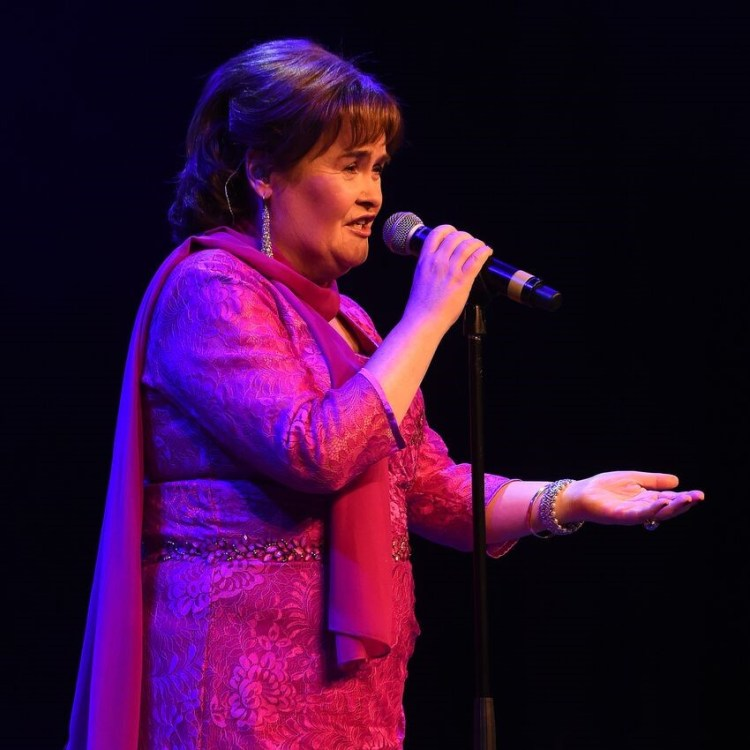 Nordoff Robbins Scotland - SSE Scottish Music Awards 2018 - Susan Boyle