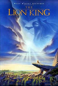 Most iconic events of 1994 - the lion king