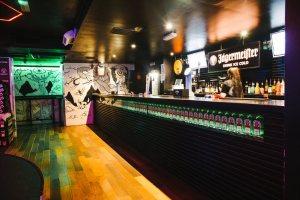 Hire Jäger Bar - Cathouse Rock Club