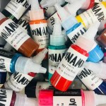 dynamic tattoo ink colours