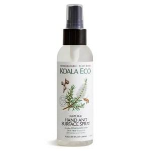 Koala Eco Natural Hand and Surface Spray Lemon Scented Tea Tree 125ml
