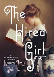 The Hired Girl (Laura Amy Schlitz)