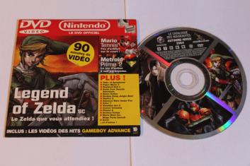 Collection Zelda en vente sur Holdies DVD nintendo
