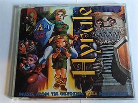 Collection Zelda en vente sur Holdies CD 5