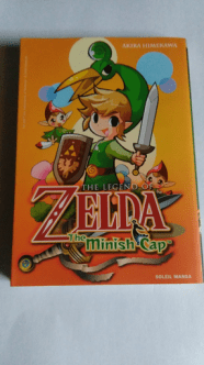 Collection Zelda en vente sur Holdies Soleil Manga 2