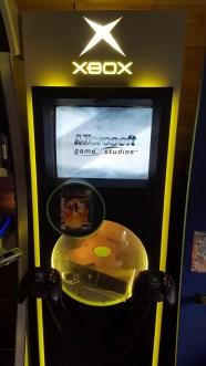 borne d'arcade xbox