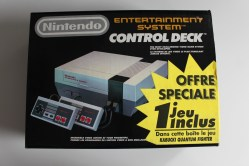 iPack NES Control Deck Complet MINT