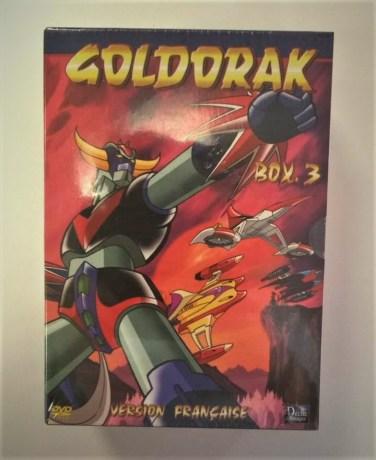 coffret collector goldorak
