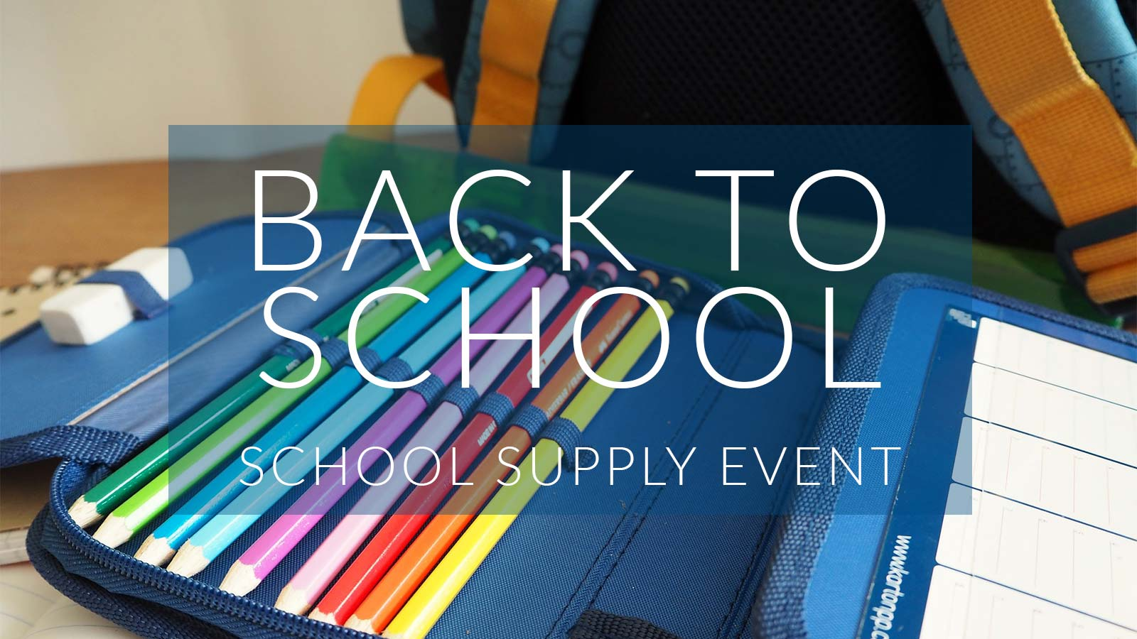 Holding Out Help Back to School Event