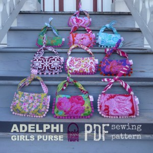 Adelphi Girls Purse