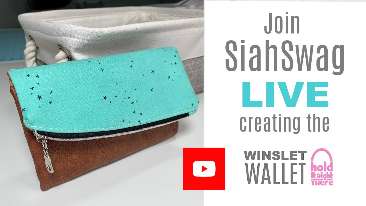 Watch SiahSwag Make a Winslet Wallet