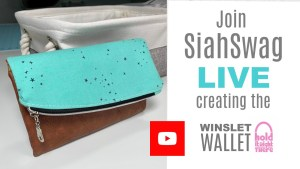 Watch SiahSwag Make a Winslet Wallet