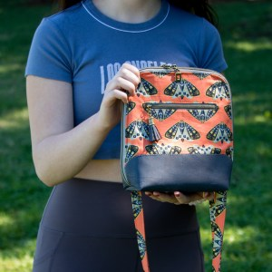 Tremont Crossbody Bag – with video tutorial