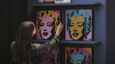 Felnőtt színezőt dob piacra a LEGO