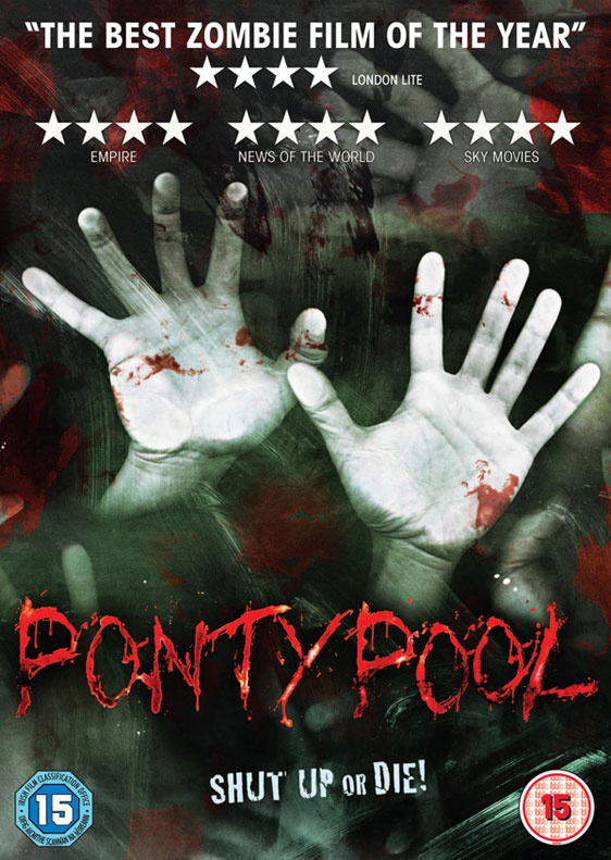 A Pontypool plakátja