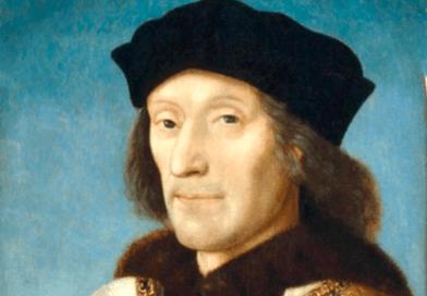 Vörös hajú lányok – előzmény – VII. Henrik
