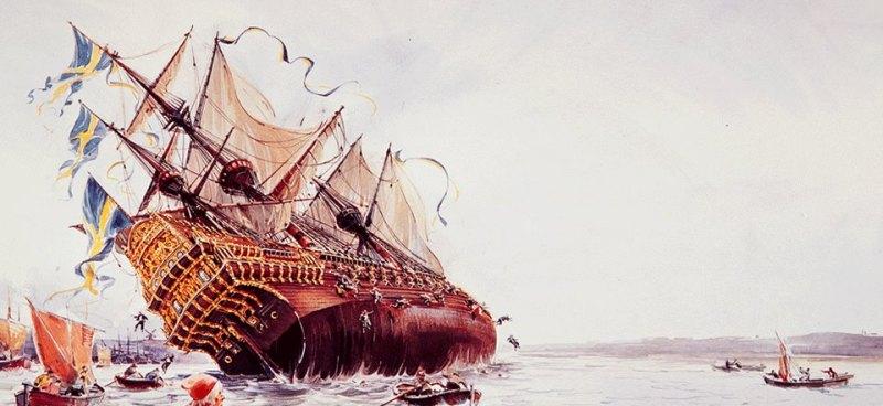 Vasa: Legnagyobb haditechnikai tévedések – svéd oldal