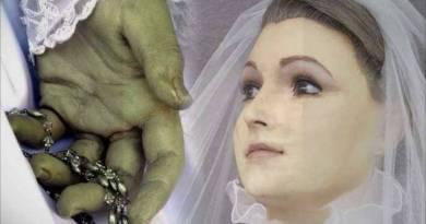 Halott menyasszony a kirakatban