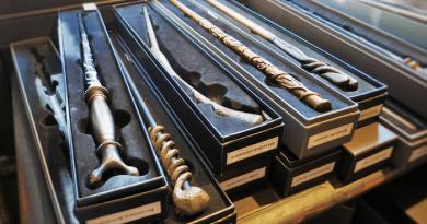 Harry Potter varázspálca – péntek esti frász