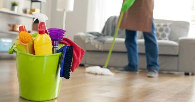 A takarítás, mint pénzkereset