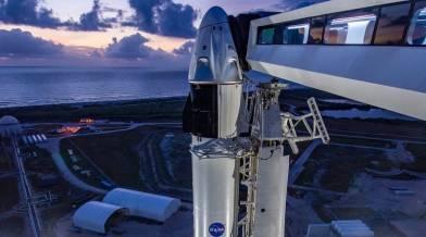 Történelmet írhat ma a SpaceX - S01E02 - sikeres az indítás!