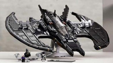 Batman-napi készlettel rukkolt elő a LEGO