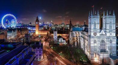 Menjünk ismét Londonba!
