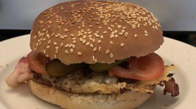 Hogyan (NE) készítsünk sertésből burgert