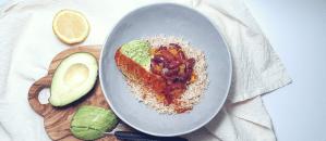 Vegan Rustic Chili