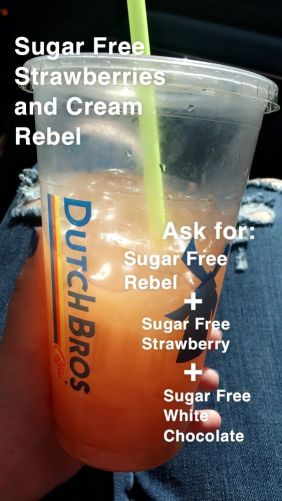 Easy Keto Drinks At Dutch Bros Hold These Moments