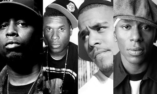 Kweli, Jay Elec, Cole & Mos
