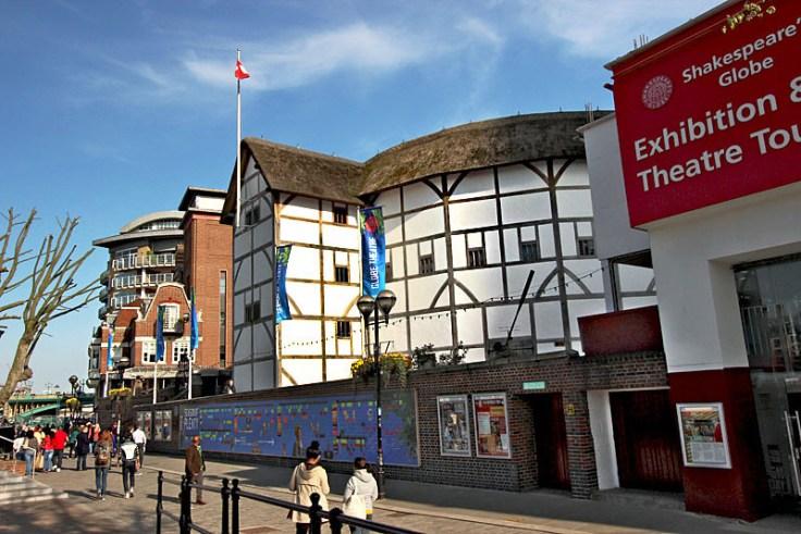 Image result for london shakespeare globe