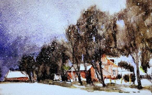 Snowy-Tillybin