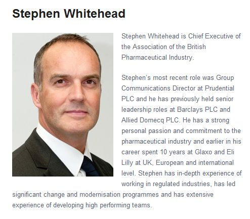 Stephen Whitehead