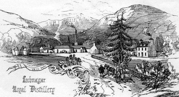 pencil-Lochnagar-Distillery